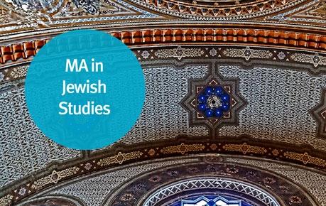 MA in Jewish Studies